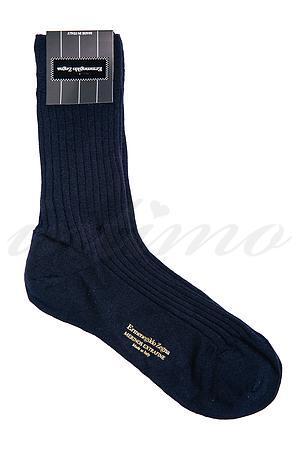 Шкарпетки чоловічі, шерсть Ermenegildo Zegna, Італія ZA0066 фото
