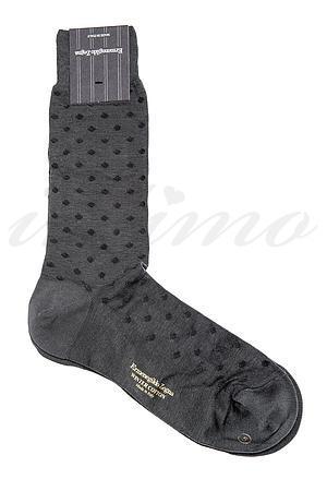 Шкарпетки чоловічі, бавовна Ermenegildo Zegna, Італія ZAC1143 фото