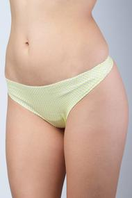 Panties string, cotton