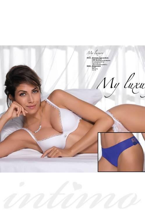 Комплект білизни  бюстгальтер push up і трусики бразиліана Leilieve ... 03e14321a187a