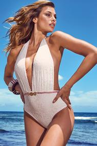 Swimsuit with soft cup