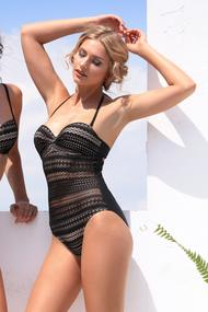 Swimsuit with push up