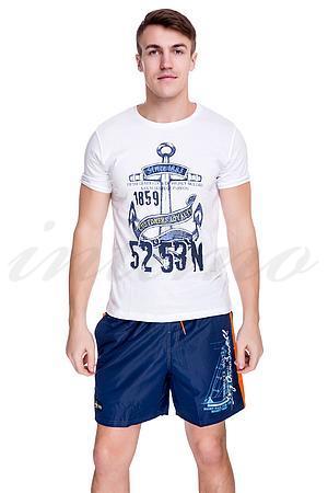 Комплект: футболка и шорты Navigare, Италия 799210-798312 фото