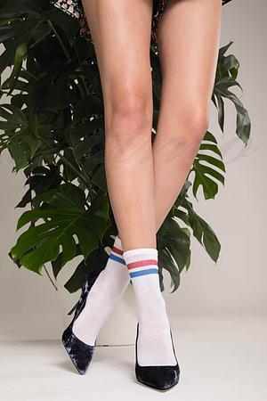 Шкарпетки, 60 den, бавовна Trasparenze, Італія Mango-ca фото