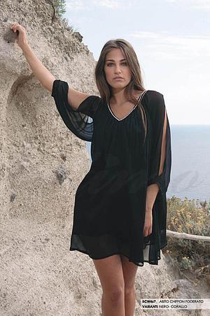Сукня, бавовна Milk and honey, Італія BCW467 фото
