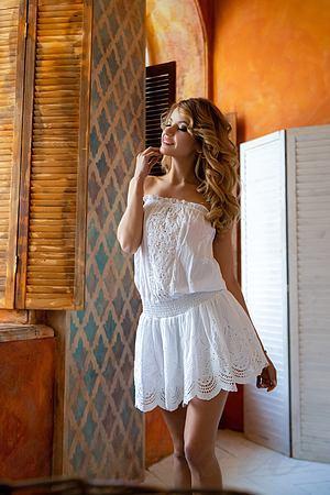 Сукня, бавовна Ysabel Mora, Іспанія 85471 фото