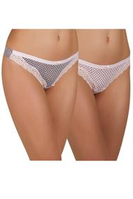 Panties string, 2 pieces