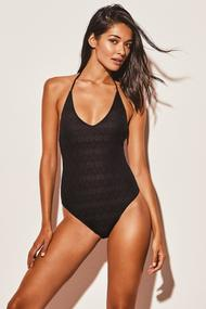 Swimsuit with tight cup (solid)