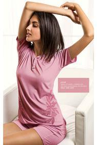 Товар с дефектом: пижама, вискоза