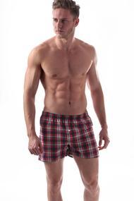 Товар с дефектом: трусы мужские boxer, хлопок