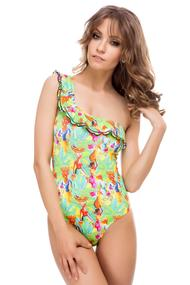 Swimsuit with soft cup, melting slip