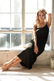 Домашнее платье, вискоза