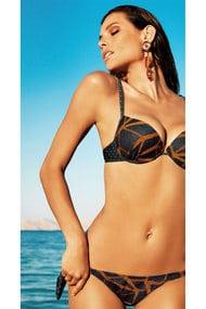 Товар с дефектом: купальник push up, плавки слип