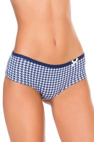 Panties hipsters, cotton