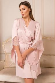 Bathrobe, silk
