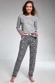 Пижама подростковая, хлопок