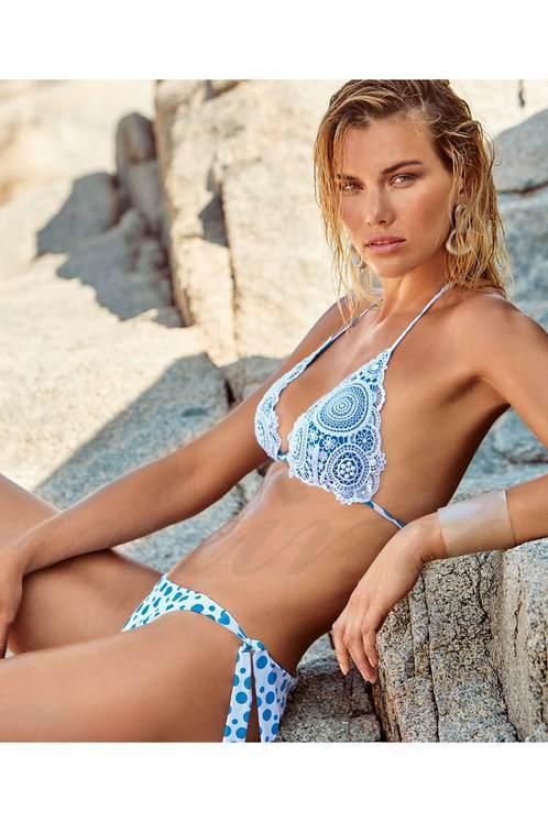 l'atteggiamento migliore f9734 6dc85 Bikini swimsuit with a cup compacted, melt slip Amarea 19151