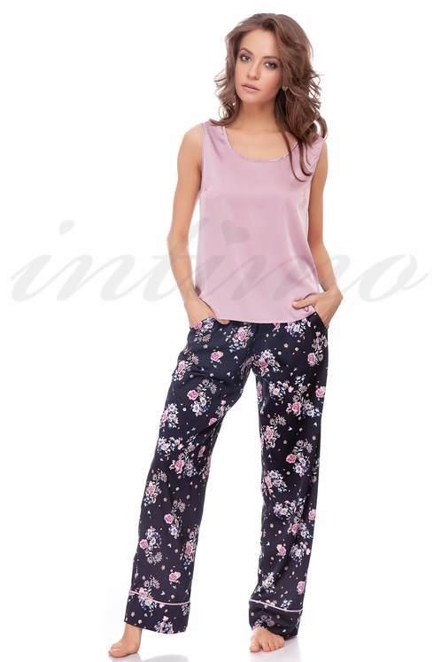 a452b3736afb Атласные пижамы - купить атласную женскую пижаму по хорошей цене в Киеве и в  Украине, заказать в каталоге интернет магазина Intimo