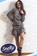 Домашнее платье Snelly 64990, 55631