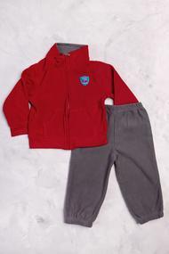 Тёплый спортивный костюм для мальчика