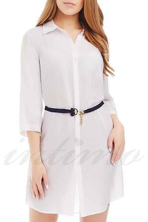 Платье-рубашка, вискоза Marc & Andre, Франция LD17-02 фото