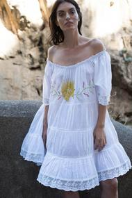 Товар з дефектом: плаття, бавовна