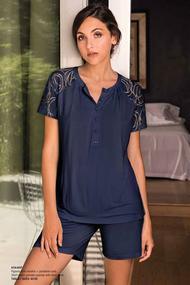 Товар с дефектом: футболка и шортики, вискоза