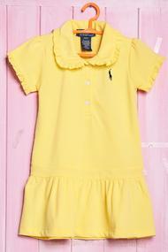Детское спортивное платье, хлопок
