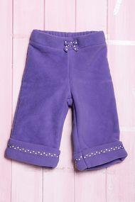 Тёплые штанишки для девочки