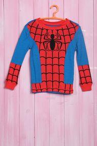 Джемпер для мальчика «Человек паук», хлопок