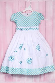 Платье, хлопок