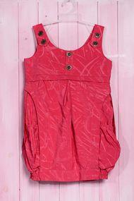 Платье-бочонок для девочки