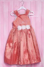 Нарядное детское платье с пышной юбкой, код 56629, арт 55288