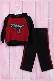 Спортивный костюм для мальчика, хлопок, код 56646