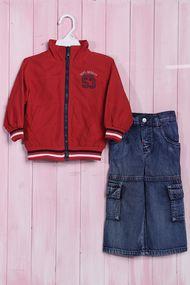 Костюмчик для мальчика: курточка и штаны, хлопок