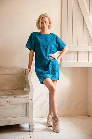 Платье, хлопок Ora, Украина 400122 фото