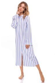 Платье-рубашка, вискоза