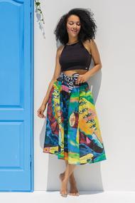Skirt, linen