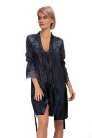 Халат і сорочка, шовк, код 61281, арт F50028