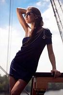 Пляжное платье, хлопок Ora, Украина 100111 фото