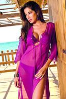 Пляжное платье Si e Lei 10665