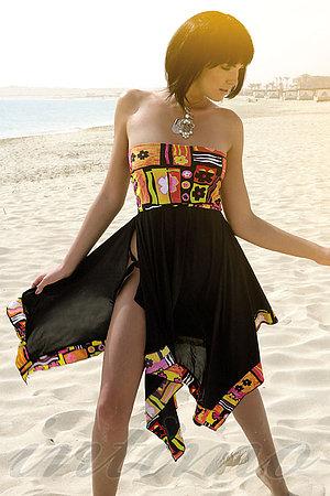 Пляжное платье David, Италия A8-1602 фото