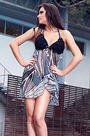 Пляжное платье Ora 10877