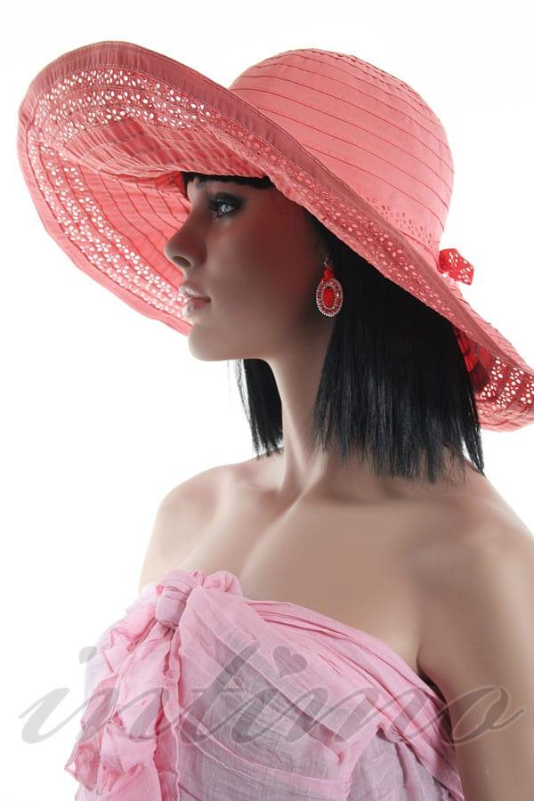 фото пляжная шляпа