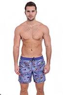 Мужские шорты, пляжные Oxyde, Италия 268336 фото