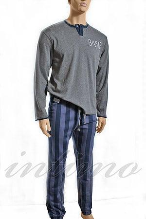 Пижама мужская, бавовна Basile, Італія BA8602 фото
