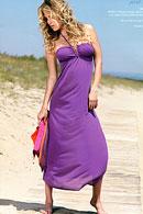 Товар с дефектом, пляжное платье