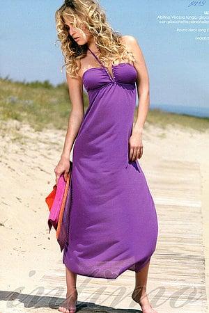 Товар с дефектом, пляжное платье Lormar, Италия Luxus фото