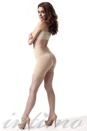 Утягивающие шорты с высокой талией с омолаживающим и восстанавливающим эффектом Peachy Pink, Италия Shorts-10 фото