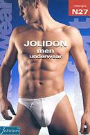 Трусы мужские стринг, хлопок Jolidon, Румыния N27 фото